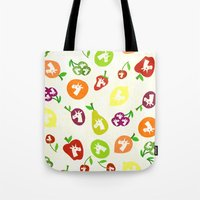 Fruity Unicorns Tote Bag