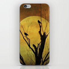 Red Sky at Night iPhone & iPod Skin