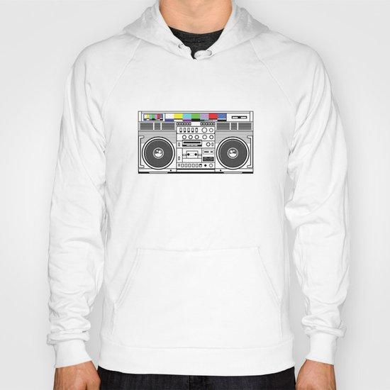 1 kHz #3 Hoody