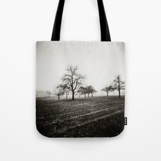 { skeleton trees } Tote Bag