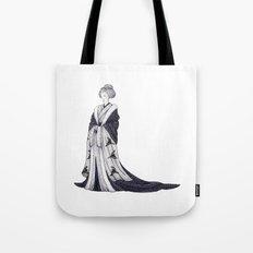 Yuki Onna Tote Bag