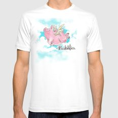 Possibilities  SMALL Mens Fitted Tee White