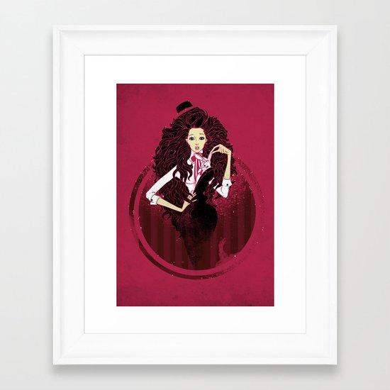 PERVERT Framed Art Print