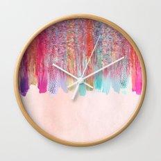 Chaos Over Simplicity Wall Clock