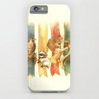 House Brawl iPhone 6 Slim Case