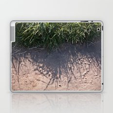 The Grass and it's Shadow Laptop & iPad Skin
