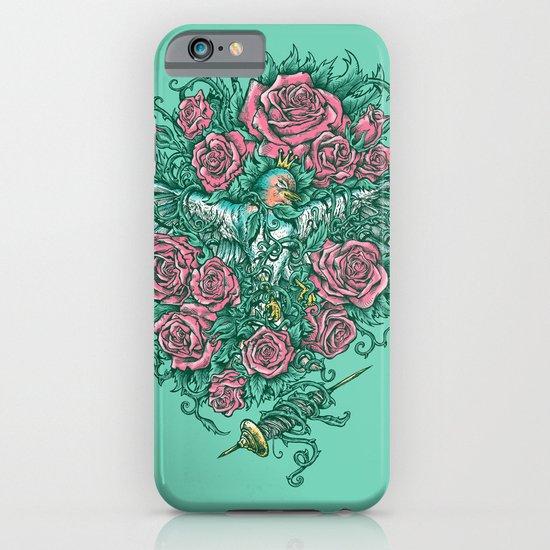 Dornroeschen (sleeping beauty) iPhone & iPod Case
