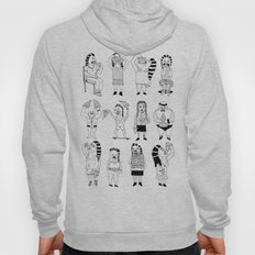 KIDS AND PIZZA Hoody