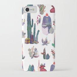 iPhone & iPod Case - CACTUS CHRISTMAS!!!  - franciscomffonseca