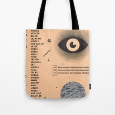Nevel Tote Bag