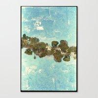 Landscapes C9 (35mm Doub… Canvas Print