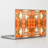 Abstract Kaleidoscope Of… Laptop & iPad Skin