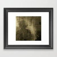 Life Reflected Framed Art Print