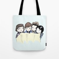 The Goonies Are Good Enough Tote Bag