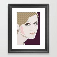 Baby I'm a Star Framed Art Print
