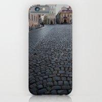 Cobbled Street, Prague  iPhone 6 Slim Case