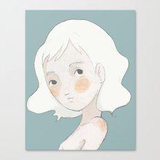 hey Canvas Print