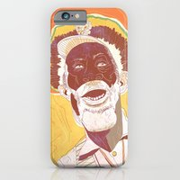 iPhone & iPod Case featuring Bunny Wailer by Dushan Milic