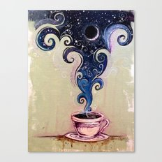 Ode To Java Canvas Print