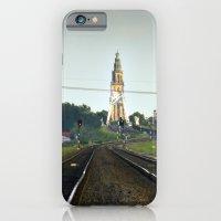 Railwaystation Martini iPhone 6 Slim Case