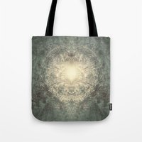Filagree Field Tote Bag