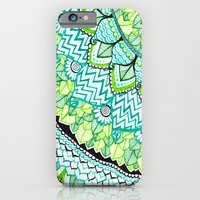 iPhone & iPod Case featuring Sharpie Doodle 3 by Kayla Gordon