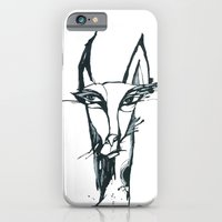 iPhone & iPod Case featuring face of the animals by yukumi