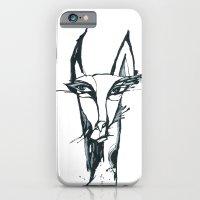 Face Of The Animals iPhone 6 Slim Case
