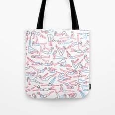 Workout Tote Bag