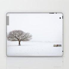 Tree in the Snow Laptop & iPad Skin