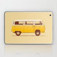 Yellow Van Laptop & iPad Skin