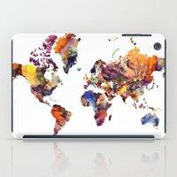 LCN's World iPad Case