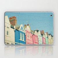 Rainbow Street Laptop & iPad Skin