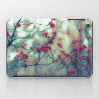 Winter Berries iPad Case