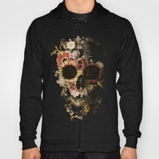 Garden Skull Light Hoody