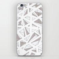 Refracted Diamond iPhone & iPod Skin