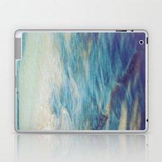 Fisherman in the distance, Mauritius II Laptop & iPad Skin