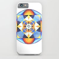 Solar Kaleidoscope (ANALOG zine) iPhone 6 Slim Case