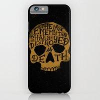 Last Enemy iPhone 6 Slim Case