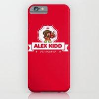 Alex Kidd iPhone 6 Slim Case
