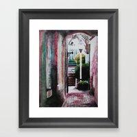 Fredericksburg, VA Framed Art Print