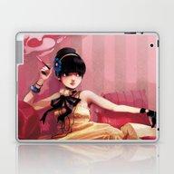 Le Salon Rose Laptop & iPad Skin