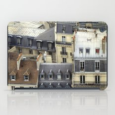 Paris Rooftop #2 iPad Case