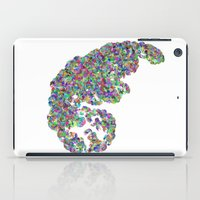 Color Binary Tree  iPad Case