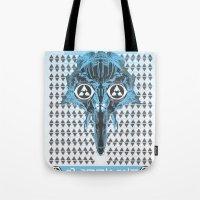 Aliephant Tote Bag