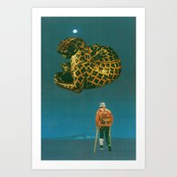 The Killing Moon Art Print