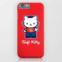 Soft Kitty iPhone 6 Slim Case