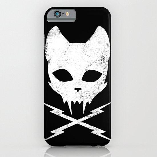Stunt Kitty iPhone & iPod Case