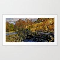 Ashness Bridge  Lake Dis… Art Print