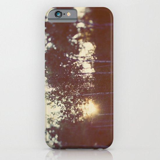 Silent Birch iPhone & iPod Case